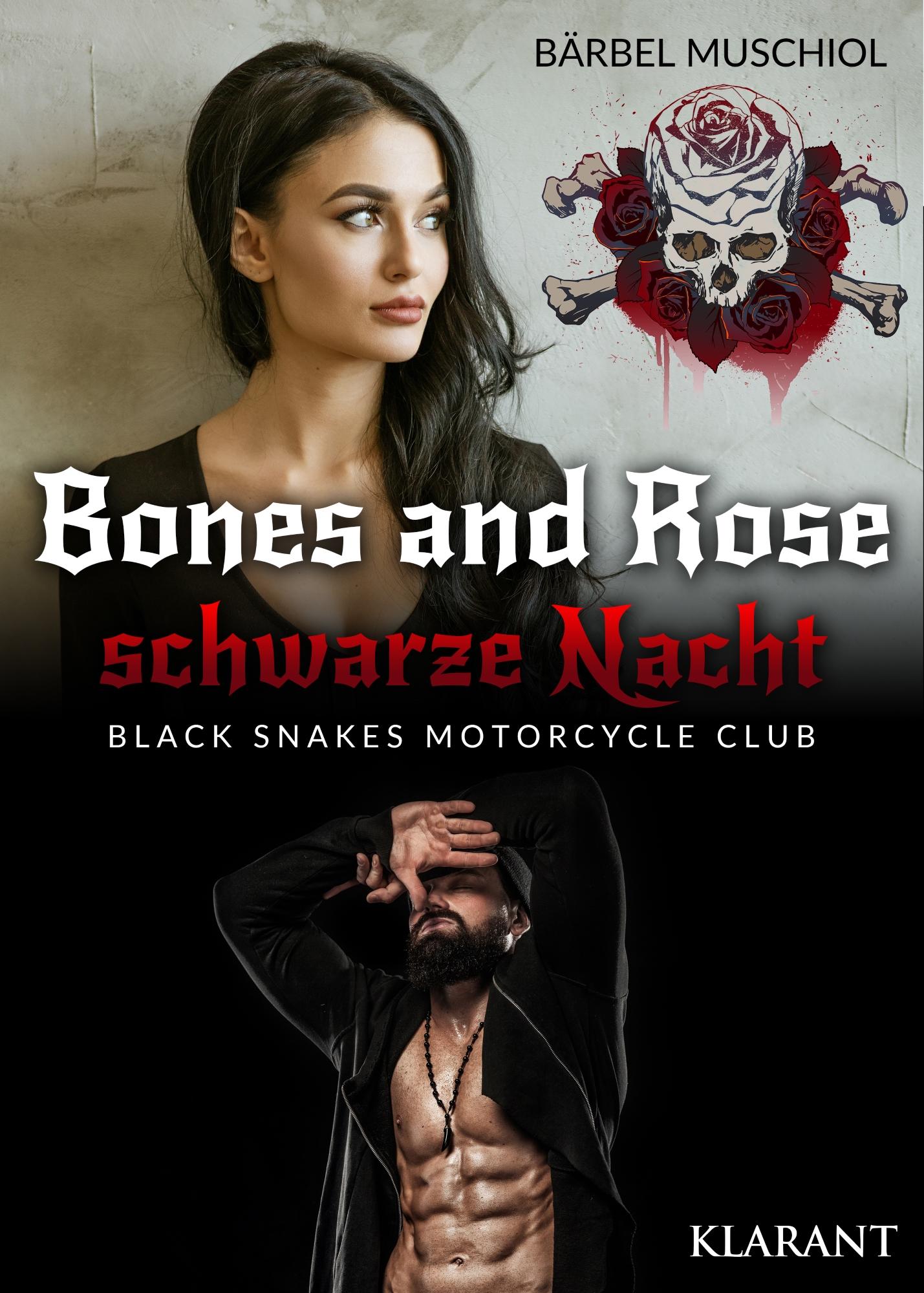 Bones and Rose schwarze Nacht